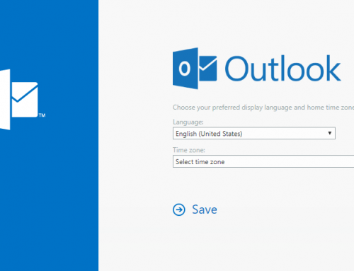 Crear firma Outlook 2013