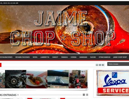 JAIME CHOP SHOP