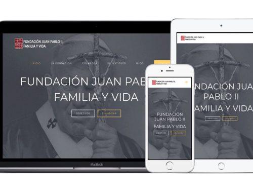 FUNDACIÓN JUAN PABLO II FAMILIA Y VIDA